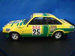 【送料無料】模型車 スポーツカー trofeu 1808 ford escort rs 2000winner group 1morocco 79rally chasseuiltrofeu 1808 ford escort rs 2000 winner group 1 moroc
