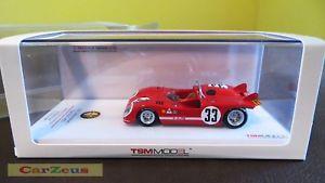 【送料無料】模型車 1971 スポーツカー アルファロメオセブリング#143 truescale miniatures tsm alfa alfa romeo 33 tipo 333, 1971 sebring 12hr, 33, ホワイトカルレ:ca7e165a --- mail.ciencianet.com.ar