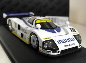 【送料無料】模型車 スポーツカー ネットワークスケールマツダ#ルマンケネディヨハンソンサラモデルカーixo 143 scale lmc028 mazda 787b 18 lemans 91 kennedy johansson sala model car
