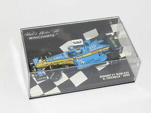 【送料無料】模型車 スポーツカー ルノーチームシーズンジャンカルロフィジケラ143 renault f1 team r25 2005 season giancarlo fisichella