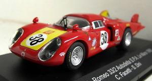 【送料無料】模型車 スポーツカー 38 mans トップモデル143tmc247アルファロメオ332ルマン196838モデルカーtop model model 143 scale tmc247 alfa romeo 332 le mans 1968 38 resin model car, TASCAL:43d892e2 --- sunward.msk.ru