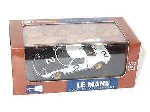 【送料無料】模型車 スポーツカー フォードルマンテストマイルマクラーレンアモンビアンキ143 ford gt40 mk ii le mans test april 1966  miles mclaren amon bianchi