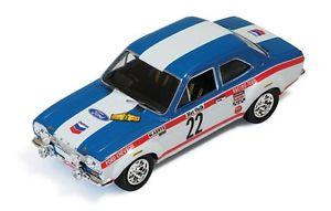 【送料無料】模型車 スポーツカー チームイーペル1970143フォードエスコートmk1 1600tc143 ford escort mk1 1600tc chevron racing team winner rally ypres 1970