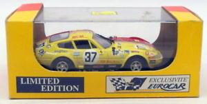 【送料無料】模型車 スポーツカー モデルスケールモデルカーフェラーリデイトナルマンtop model 143 scale model car tm37 ferrari 365 gtb4 daytona le mans 1973