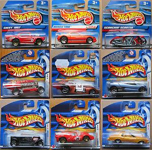 【送料無料】模型車 スポーツカー ホットホイールファンコレクタrare rare year 19982000200120022003 hot wheels 164 fan amp; collectors