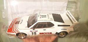 【送料無料】模型車 スポーツカー bmw m1deコルスaltaya118bmw m1 rally tour de corse altaya 118
