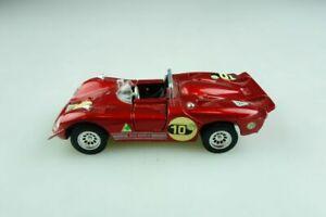 【送料無料】模型車 スポーツカー アルファロメオホットホイールホットホイールボックス6612 alfa romeo 333 can am hot wheels hot wheels 143 without box 507562