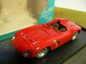 【送料無料】模型車 スポーツカー ジョリーモデルフェラーリバージョングランツーリスモ143 jolly model jl 027 ferrari 857 s version turismo 1956 s description