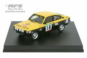 【送料無料】模型車 スポーツカー オペルラリーポルトガルopel kadett gte rally portugal 1977mequepe 143 trofeu tr 2106