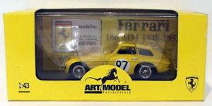 【送料無料】模型車 スポーツカー モデル143ダイカストart016 フェラーリ166mmルmans1950art model 143 scale diecast art016 ferrari 166 mm le mans1950