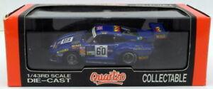 【送料無料】模型車 スポーツカー スケールモデルカークレーメル#quartzo 143 scale model car 3017 kremer k3 60 vsd