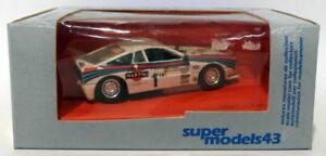 【送料無料】模型車 スポーツカー vitesseモデル143ダイカストsm3 ランチア0371983r6マティーニvitesse models 143 scale diecast sm3 lancia 037 rally 1983 r6 martini