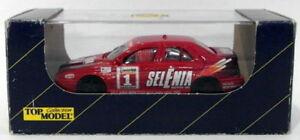 【送料無料】模型車 スポーツカー モデルスケールトヨタアルファロメオ#top model 143 scale tmc 020 alfa romeo 155 d2 1993 1 tarquini