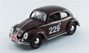【送料無料】模型車 スポーツカー フォルクスワーゲンラリーディモンテカルロネ#リオリオモードvolkswagen rally di montecarlo 1952 nathanschellhaas 229 rio 143 rio4414 mode
