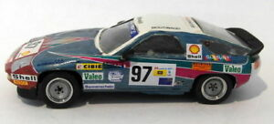 【送料無料】模型車 スポーツカー 143 19apr12ポルシェ928チームboutinaudunbranded 143 scale resin 19apr12 porsche 928 team boutinaud