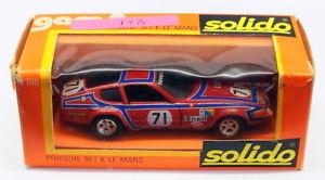 【送料無料】模型車 スポーツカー スケールモデルカーフェラーリデイトナ#solido 143 scale model car jk20218b ferrari daytona 71 red