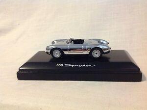 【送料無料】模型車 スポーツカー ポルシェスパイダールスケールporsche 550 spyder le 143 scale wap 020 600 15