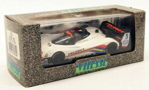 【送料無料】模型車 スポーツカー vitesse 143スケールモデルカー653a プジョー90519915vitesse 143 scale model car 653a peugeot 905 evolution 1991 5