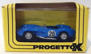 【送料無料】模型車 スポーツカー progetto k 143ダイカスト019 フェラーリ250 tr20ルマン1958progetto k 143 scale diecast 019 ferrari 250 tr 20 le mans 1958