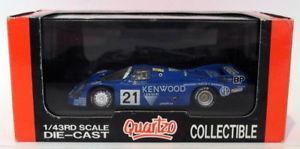 【送料無料】模型車 スポーツカー quartzo 143q3052ポルシェ956ケンウッド21ルマン1983quartzo 143 scale q3052 porsche 956 long tail kenwood 21 le mans 1983