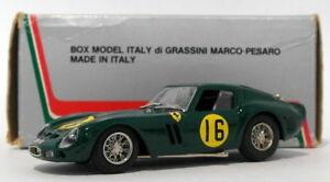 【送料無料】模型車 スポーツカー ボックスモデル143ダイカスト8403 フェラーリgto16 turistトロフィー1963box model 143 scale diecast 8403 ferrari gto 16 turist trophy 1963