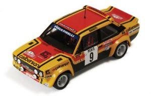 【送料無料】模型車 スポーツカー フィアットアバルトモンテカルロラリー143 fiat 131 abarth calberson rallye monte carlo 1980 jcandruet
