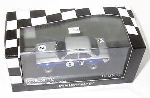 【送料無料】模型車 スポーツカー フォードニュルブルクリンクエスコートキロ#143 ford escort mk1 tc nurburgring 500km 1968 gerhard mitter 2