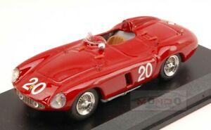 【送料無料 model】模型車 スポーツカー フェラーリ#モンツァアートモデルアートモデルferrari 143 750 20 monza 1955 art cornacchialandi 143 art model art215 model, ミーナ:ad734577 --- mail.ciencianet.com.ar