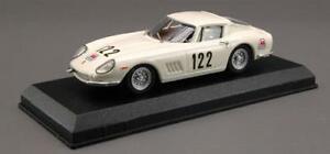 【送料無料】模型車 スポーツカー フェラーリ275 gtb4ダイカストtargaフロリオ1967ベスト143 be9372モデルカーferrari 275 gtb4 targa florio 1967 best 143 be9372 model car diecast