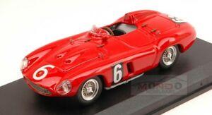 【送料無料】模型車 スポーツカー フェラーリ750610hメッシナ1955castellottitrintignant 143art284ferrari 750 6 winner 10 h messina 1955 castellottitrintignant 143 art