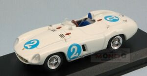 【送料無料】模型車 mode スポーツカー フェラーリモンツァ#ルマンスプリングヒルアートモデルアートモードferrari 1956 750 monza model 2 2nd pale mans spring 1956 phill 143 art model art156 mode, クリハラグン:2df1a251 --- sunward.msk.ru