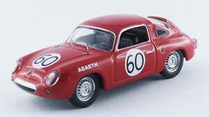 【送料無料 le】模型車 スポーツカー フィアットアバルトルマン#ベストモデルfiat abarth 700s le be9511 mans mans 1960 rigamonticattini 60 best 143 be9511 model, タキザワムラ:20faf064 --- sunward.msk.ru