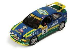 【送料無料】模型車 スポーツカー 143フォードエスコートコスワースyaccoモンテカルロ1996pbernardini143 ford escort cosworth yacco winner rally monte carlo 1996 pbernardini