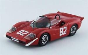 【送料無料】模型車 スポーツカー abarth 2000s campeuropeoモンターニャ1969 merzario143 be9545モデルabarth 2000s campeuropeo montagna 1969 merzario winner best 143 be