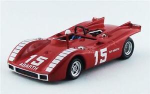 【送料無料】模型車 スポーツカー アバルトニュルブルクリンクジュニア#ベストモデルabarth 2000 sp nurburgring 1970 k ahrens jr 15 best 143 be9565 model