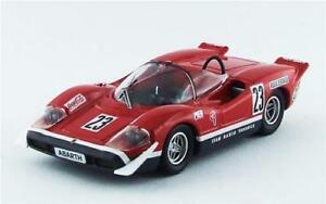 【送料無料】模型車 スポーツカー abarth 2000sシルバーストーン1969エド23143 be9568モデルabarth 2000 s silverstone 1969 ed swart 23 best 143 be9568 model