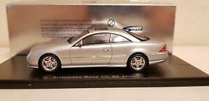 【送料無料】模型車 スポーツカー スパークメルセデスベンツスケールspark mercedesbenz cl 55 amg 143 scale s1043
