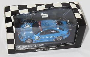 【送料無料】模型車 スポーツカー 143メルセデスベンツclkクーペdtm 200324hgpaffettサービス143 mercedes benz clk coupe dtm 2003 service 24h  gpaffett