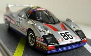 【送料無料】模型車 スポーツカー スケール#ルマンモデルカーbizarre 143 scale bz20 wm p76 86 15th le mans 1977 resin model car