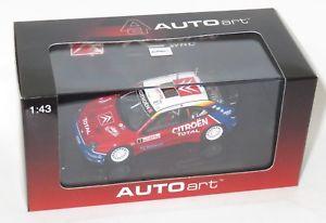 【送料無料】模型車 スポーツカー シトロエンクサラモンテカルロラリーローブ143 citroen xsara wrc total winners monte carlo rallye 2005  sloeb