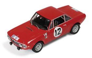 【送料無料】模型車 スポーツカー ランチアラリー143 lancia fulvia rac rally 1969  hkallstrom