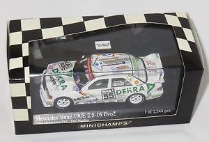 【送料無料】模型車 スポーツカー 143メルセデスベンツ190e2516 evo2 dekra dtm1992omanthey55143 mercedes benz 190e 2516 evo2  dekra dtm 1992  omanthey 55