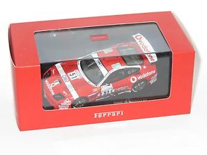 【送料無料】模型車 スポーツカー フェラーリマラネロスクーデリアイタリアルマン#143 ferrari 550 maranello bms scuderia italia le mans 24 hrs 2005 51