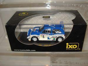 【送料無料】模型車 スポーツカー メトロネットワークモンテカルロラリートニーロブアーサー6r4 mg metro ixo 143 monte carlo rally 1986 tony pond rob arthur