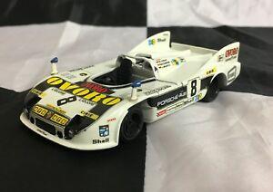 【送料無料】模型車 スポーツカー キットポルシェルマンホワイトメタルモデルmeri kits 143 hand built ovoro porsche 908 4 le mans 24 1974 white metal model