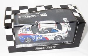 【送料無料】模型車 スポーツカー 143bmw m3 gtr adac 242004ミュラーミュラーラミー