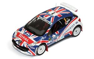 【送料無料】模型車 スポーツカー 143プジョー207s2000プジョーircアソーレシュ2010ポルトガルkmeeke143 peugeot 207 s2000 peugeot uk irc sata rally acores 2010 portugal kmeeke