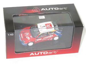 【送料無料】模型車 スポーツカー シトロエンクサラモンテカルロラリーローブ143 citroen xsara wrc total rallye monte carlo 2004  sloeb