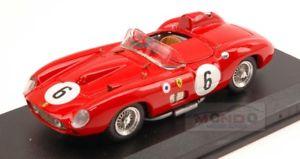【送料無料】模型車 スポーツカー フェラーリ335 s6 dnfルマン1957phillpcollins 143モデルart170モデルferrari 335 s 6 dnf le mans 1957 phillpcollins 143 art model art170 mod