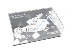 【送料無料】模型車 スポーツカー スチュワートフォードバリチェロシーズン143 stewart ford sf1 hsbc  rbarrichello 1997 season